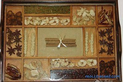 Il design delle pareti in cucina - in dettaglio sul design ...