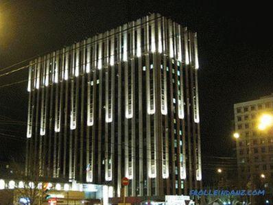 Come rendere l illuminazione della facciata della casa