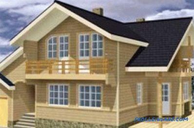 Decorare La Casa Con Pannelli Esterni In Legno E Block House
